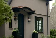 exterior paint colours