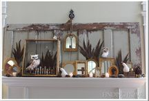 Fall Decorating Ideas / by Jennifer Griffin {Dimples and Tangles}
