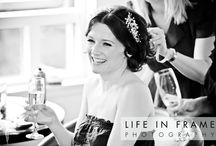 Wedding Hair by Ryde Hairdressing / Brides and wedding party hair styled by the Ryde Hairdressing team.