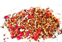 Menopause Tea / A soft, tasty organic menopause tea blend that can aid in the balance of menopausal hormones and help fight depression.