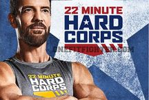 22 Minute Hard Corps / The new military based workout by Tony Horton!  22 minute workouts.  22 Minute Hard Corps!
