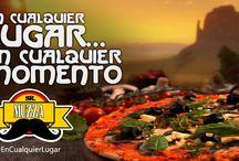 Pizzas - Amigos - Compartir - Momentos