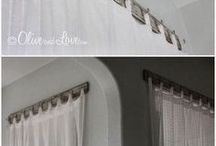 curtain rod ideas