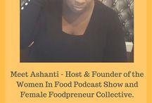 Womeninfood podcast / Join the conversation as I talk to the everyday women who are innovators, entrepreneurs and thought leaders in the food and drink industry.  Share your thoughts, opinions and feelings about these conversations on http://www.femalefoodpreneurcollective.com/category/womeninfood-podcast/