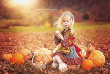 Children's Fall Photography
