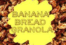 granola inspiration