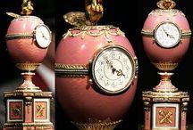 Fabergé Eggs / Images of Fabergé Eggs - or Fabergé inspired eggs.