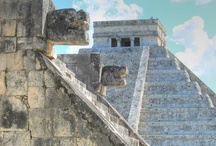 Around the World -  Central America and Mexico / by S.Carol Eaton