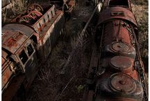 Locomotives & Railcars
