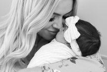 фото мама с малышкой
