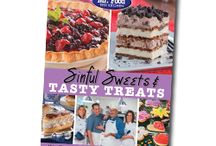 """Our Best Cookbooks / For decades, the Mr. Food Test Kitchen has been cookin' up """"Quick & Easy"""" dinner recipes for the whole family. This board is filled with the best cookbooks, easy cookbooks, family dinner recipes, quick dinner ideas, and much more! / by Mr. Food Test Kitchen"""