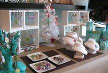craft fair/ booth/market