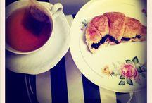 Tea / Chá da tarde