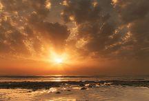 Sunrise sunsets / Amazing sunrise and sunsets