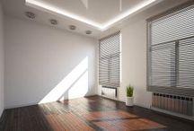 Veneciana de aluminio / Fotografías de venecianas de aluminio para inspirarse Venetian blinds