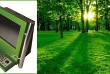 Experience the Rainbow - Green / SlabbKiosks can customized kiosks to suit your needs including any color you require. We love green!