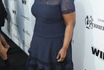 YES! I love writing about Voluptuous girls! Today's style star is Octavia!!! :-)