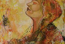 Kunst av Jane Monica Tvedt