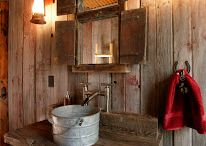 Bathroom ideas / by Carrie Jester