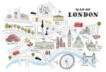 Map art