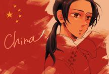 Hetalia China