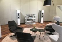 Burmester Automotive @ IAA 2017 / With a presence within Mercedes-Benz's own trade fair appearance, Burmester showed the path that has to underpin the perfect audio experience from source to recording to playback in a Mercedes-Benz.