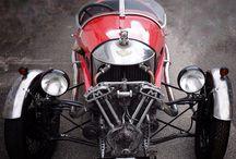 Morgan three wheeler super sport 1935