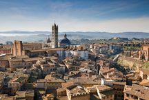 Tuscany, Florence, Umbria