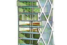 zelené budovy