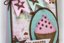Cake and Coffee Cards