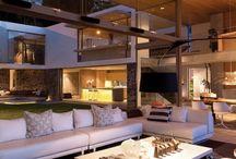 La sala de estar / Arquitectura