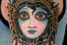Tattoos / by Jessica Pierce