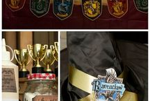 Harry Potter decor ideas