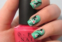 nail polish / I like to paint my nails  / by Kaylee Alexis