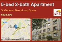 5-bed 2-bath Apartment