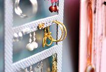 presentoir a bijoux