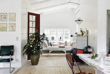 barn house dream home / by Sally Metzger