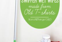DIY cleaning tips
