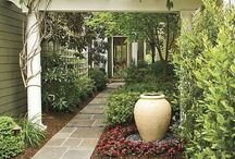 Landscaping,Arches