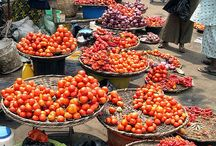 World street markets