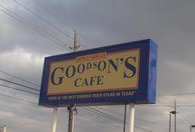 Food - Texas Style