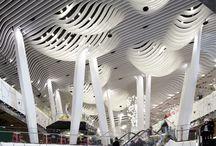Interior schopping mall