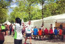 Laufveranstaltungen / wo Läufer aus aller Welt eben so laufen