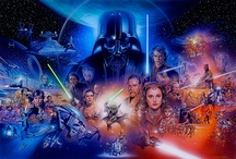 Star Wars Artist: Tsuneo Sanda / Artwork by the amazing Tsuneo Sanda! / by Erika Blake