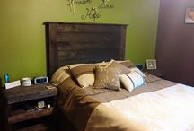 S&S Bedroom creations / How to add charm to your bedroom.