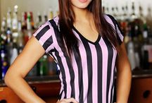 Women's Ref Shirts / Mato & Hash Ref Shirts also come in women's styles, 4 colors available.
