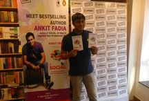 Press Conference For The Ankit Fadia Book Launch