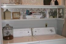 laundry room makeover / by LeighAnn Kaman