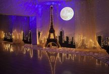 Paris theme prom ideas
