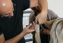 Wonderful Hair Academy / Train in our Cold Fusion Technology at the Wonderful Hair Academy / by Wonderful Hair Extensions